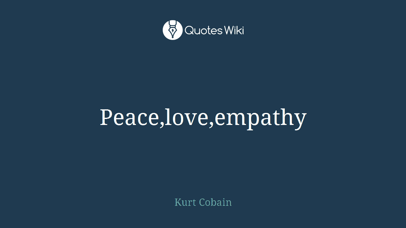 Peace Love Quotes Peace Quotes  Quotes Wiki
