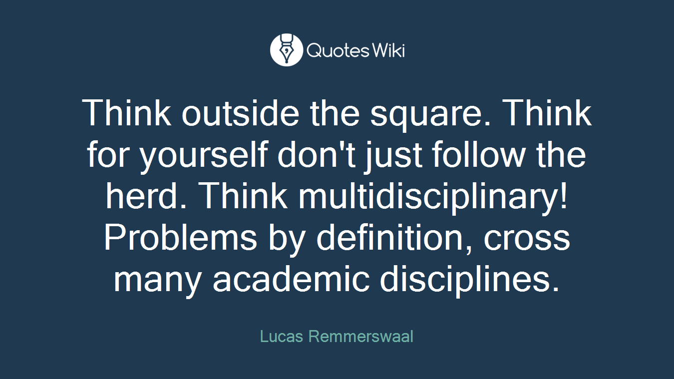 Academic Quotes Lucas Remmerswaal's Quotes At Quotes Wiki